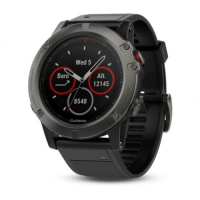 GARMIN FĒNIX® 5X  BLACK 51MM 010-01733-01
