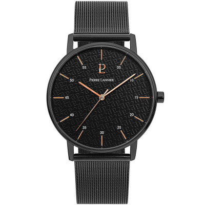 PIERRE LANNIER ELEGANCE STYLE 39MM MEN'S WATCH 203F438