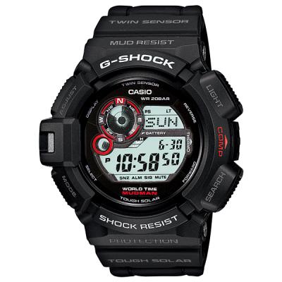 CASIO G-SHOCK SOLAR   G-9300-1ER