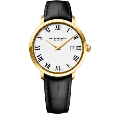 RAYMOND WEIL TOCCATA QUARTZ 39MM MEN'S WATCH 5488-PC-00300