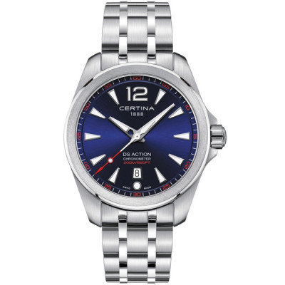 CERTINA DS ACTION 42MM MEN'S WATCH C032.851.11.047.00
