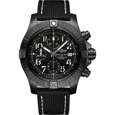 BREITLING  AVENGER CHRONOGRAPH 45 NIGHT MISSION MEN'S WATCH V13317101B1X1