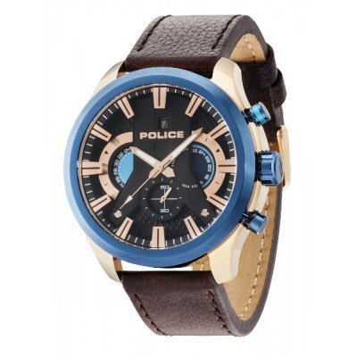 POLICE CYCLONE 48MM MEN'S PL.14639JSRBL/02