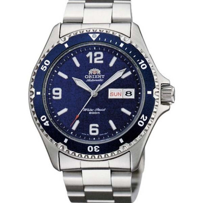 ORIENT DIVING MAKO AUTOMATIC 41 MM MEN'S WATCH FAA02002D - FEM65002DV