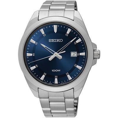 SEIKO CLASSIC 43MM MEN'S WATCH SUR207P1