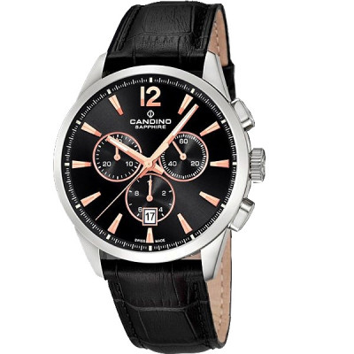 CANDINO PERFORMANCE 43MM MEN'S WATCH C4517/G