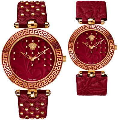 VERSACE VANITAS 40MM LADIES WATCH VK708 0013