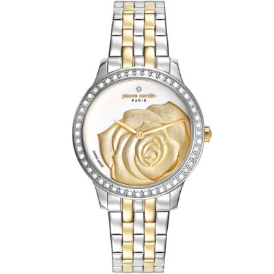 PIERRE CARDIN LAUMIERE FEMME 34MM LADY'S WATCH PC107992S05