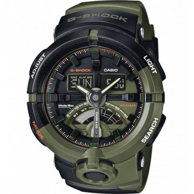 CASIO G-SHOCK CHARI & CO LIMITED EDITION GA-500K-3AER