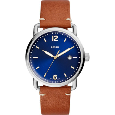 FOSSIL THE COMMUTER 3H DATE 42MM MEN'S FS5325
