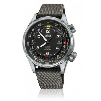 ORIS AVIATION BIG CROWN PROPILOT ALTIMETER WITH METER SCALE AUTOMATIC 47MM 733 7705 4164