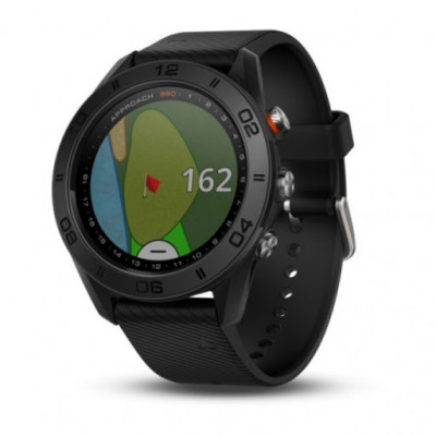 GARMIN ЗА ГОЛФ APPROACH® S60 PREMIUM EDITION BLACK CERAMIC 46MM 010-01702-02