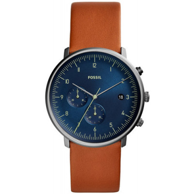 FOSSIL CHASE TIMER MEN'S 42MM FS5486