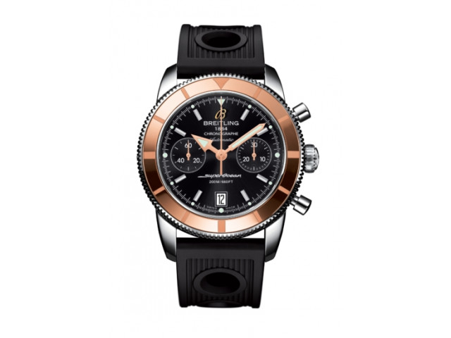 BREITLING SUPEROCEAN HÉRITAGE CHRONO 44MM  AUTOMATIC MEN'S WATCH U2337012/BB81/200S/A20D
