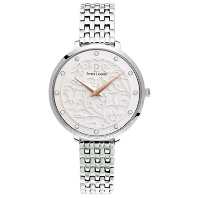 PIERRE LANNIER EOLIA CRYSTAL 33MM LADY'S WATCH 052H601
