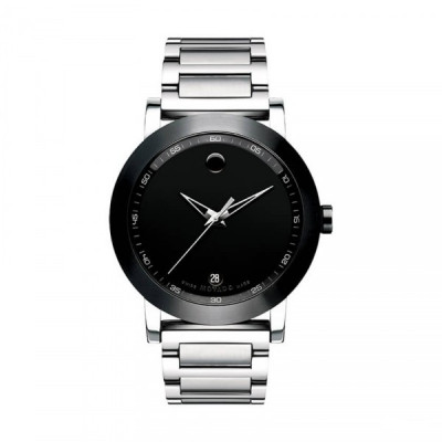 MOVADO MUSEUM SPORT  QUARTZ 42MM MEN'S WATCH 606604