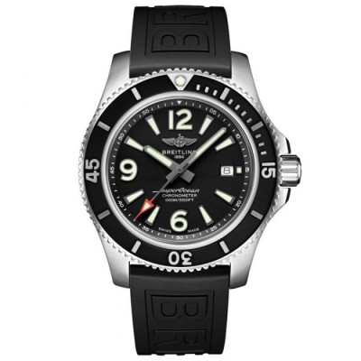 BREITLING SUPEROCEAN  AUTOMATIC 44 MEN'S WATCH A17367D71B1S1