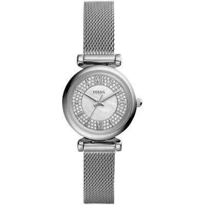FOSSIL CARLIE MINI 28MM LADIES  WATCH ES4837
