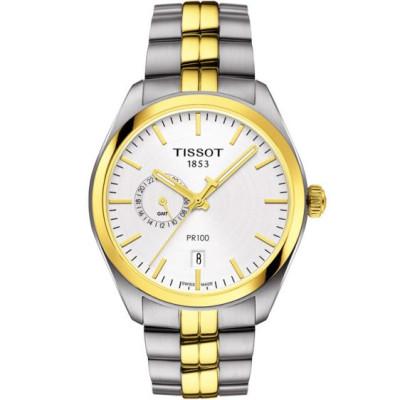 TISSOT PR 100 39MM MENS WATCH  T101.452.22.031.00