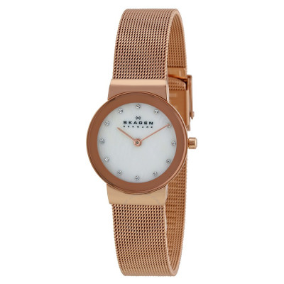 SKAGEN FREJA 26MM LADIES WATCH 358SRRD