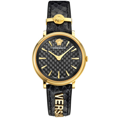 VERSACE V-CIRCLE  38MM LADIES WATCH VE81010 19