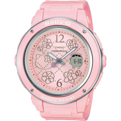 CASIO BABY-G HELLO KITTY BGA-150KT-4BER