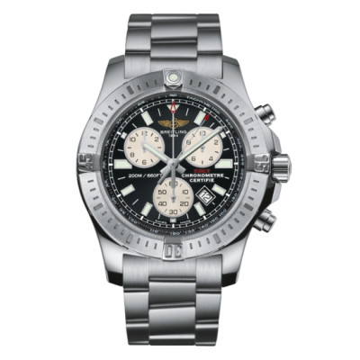 BREITLING COLT CHRONOGRAPH 44MM SUPER QUARTZ MEN'S WATCH    A7338811