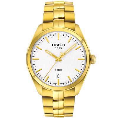TISSOT PR 100 39MM MENS WATCH T101.410.33.031.00