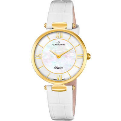 CANDINO ELEGANCE D-LIGHT 30MM LADIES WATCH  C4670/1
