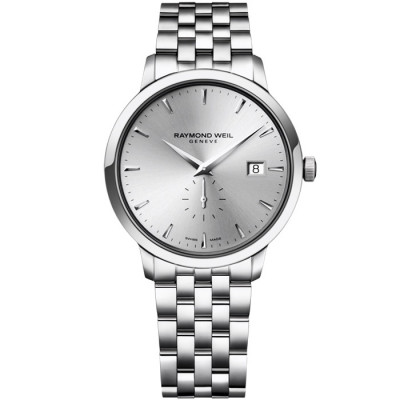 RAYMOND WEIL TOCCATA QUARTZ 39MM MEN'S  WATCH 5484-ST-65001
