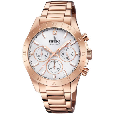 FESTINA BOYFRIEND 39MM LADIES WATCH F20399/1