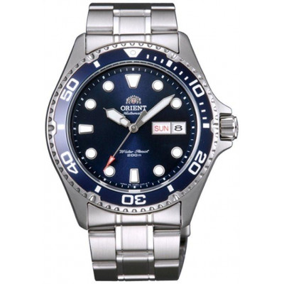 ORIENT DIVING RAY 2 AUTOMATIC 41 MM MEN'S WATCH FAA02005D - FEM65009D