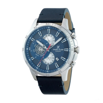 DANIEL KLEIN EXCLUSIVE 45MM MEN'S WATCH DK1.12255-3