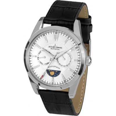 JACQUES LEMANS SPORT  44 MM MEN'S 1-1901A