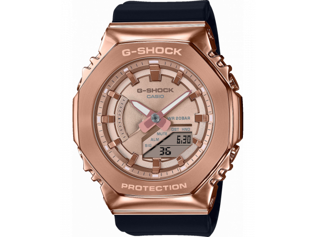 CASIO G-SHOCK S SIZE GM-S2100PG-1A4ER
