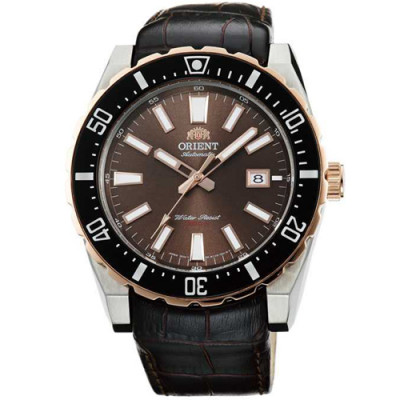 ORIENT SPORTY AUTOMATIC 46 ММ MEN'S WATCH FAC09002T0