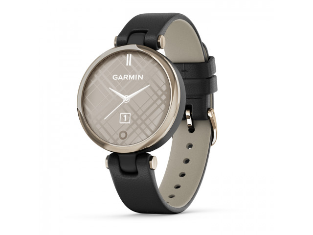 GARMIN LILY ™ CLASSIC EDITION CREAM GOLD 010-02384-B1