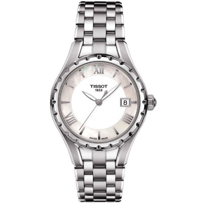TISSOT LADY QUARTZ 34MM LADIES WATCH   T072.210.11.118.00