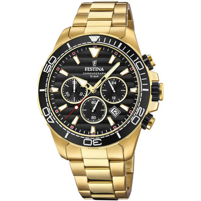 FESTINA PRESTIGE 44MM MEN`S WATCH F20364/3