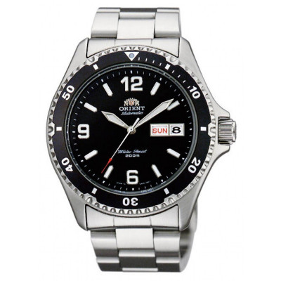 ORIENT DIVING MAKO AUTOMATIC 41 MM MEN'S WATCH FAA02001B - FEM65001BV