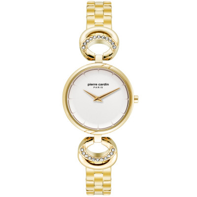 PIERRE CARDIN VINCENNES NOUVELLE 28MM LADY'S WATCH  PC902752F06