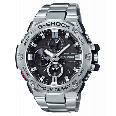 CASIO G-SHOCK BLUETOOTH SOLAR GST-B100D-1A
