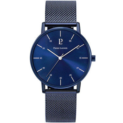 PIERRE LANNIER CITYLINE COLLECTION  39MM MEN'S WATCH 203F466