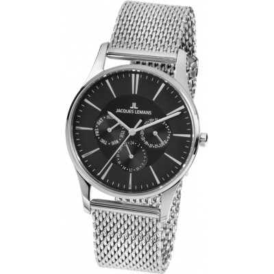 JACQUES LEMANS LONDON 38MM MEN'S 1-1929G