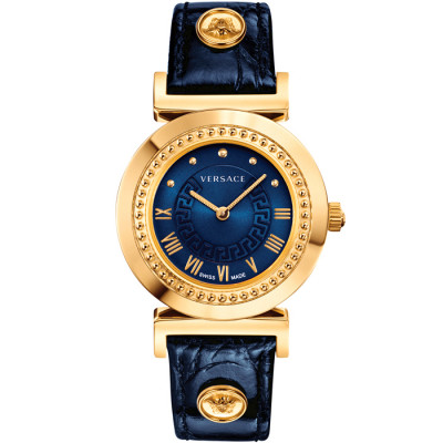 VERSACE VANITY 35MM LADIES WATCH P5Q80D282 S282