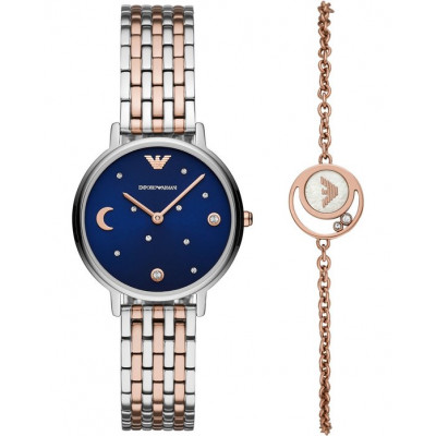 EMPORIO ARMANI KAPPA 32MM LADIES WATCH AR80024