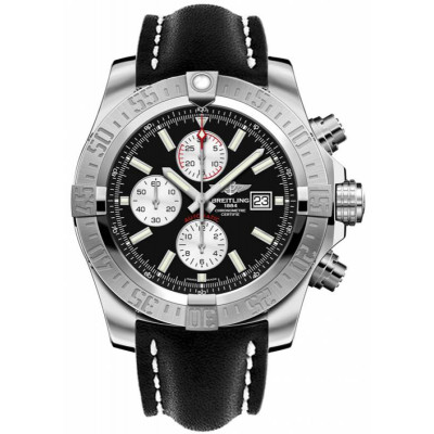 BREITLING SUPER AVENGER CHRONOGRAPH 48  MEN'S WATCH  A1337111/BC29/441X/A20BA.1