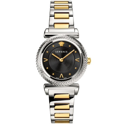 VERSACE V-MOTIF VINTAGE LOGO 35MM LADIES WATCH VERE005 18