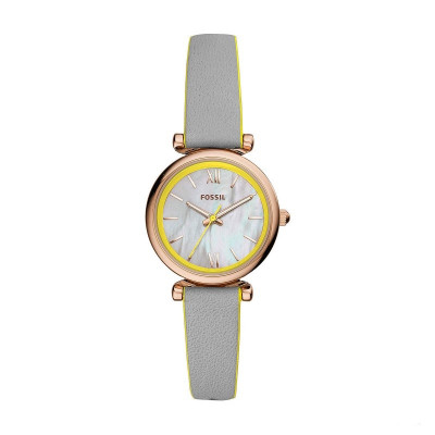 FOSSIL CARLIE MINI 28MM LADIES WATCH ES4834