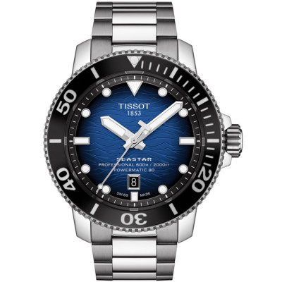 TISSOT SEASTAR PROFESSIONAL 46MM MEN'S WATCH T120.607.11.041.01